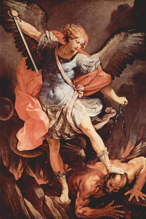Znalezione obrazy dla zapytania modlitwa do michała archanioła o uwolnienie